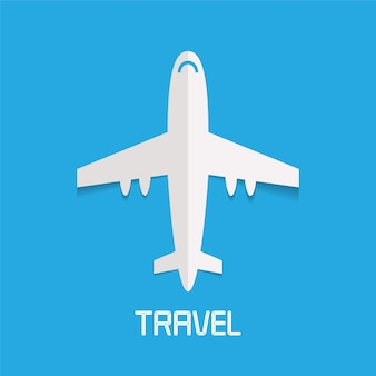 Ilustracja samolotu