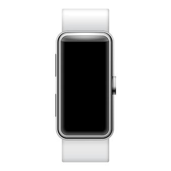 Ilustracja smartwatch