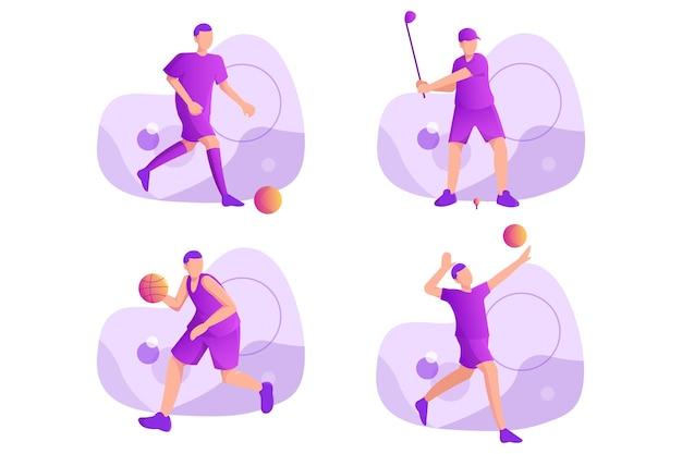 Ilustracja sportowa