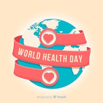 Ilustracja światowego dnia zdrowia