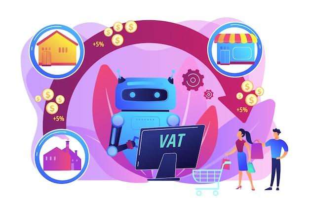 Ilustracja sztucznej inteligencji