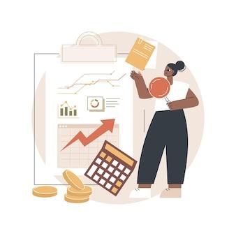 Ilustracja usługi audytu