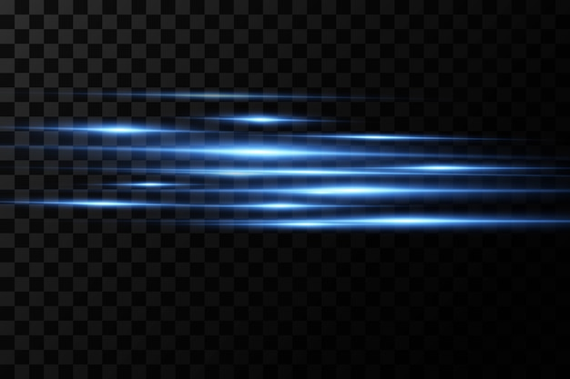 Ilustracja wektorowa koloru niebieskiego