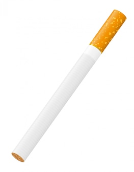 Ilustracja wektorowa papierosów