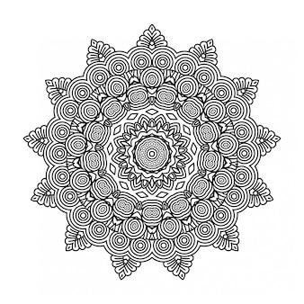 Ilustratorzy okrągłej mandali