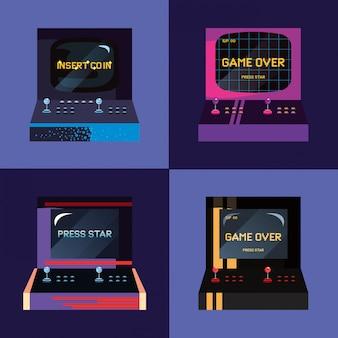 Ilustratorzy retro gry wideo