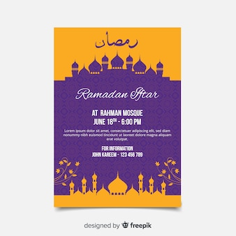 Impreza iftar