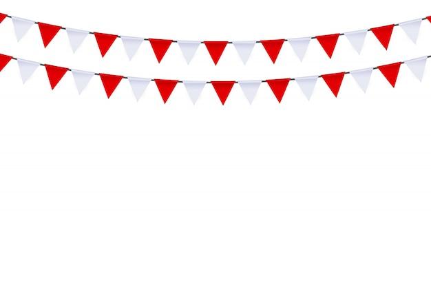 Impreza z flagami