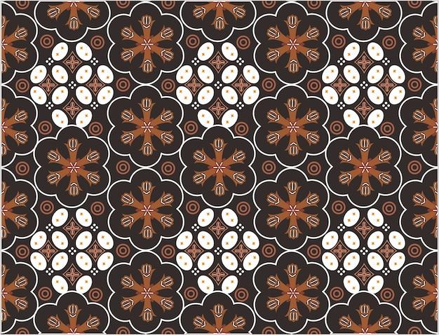 Indonezja batik design