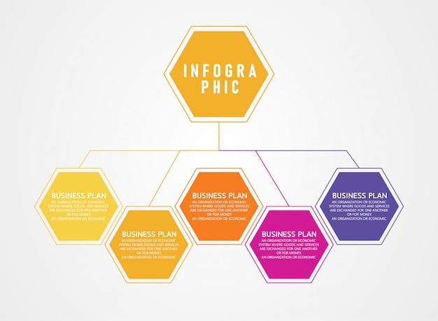 Infografika, może służyć do prezentacji, konspektu, banera, wykresu, warstwy danych