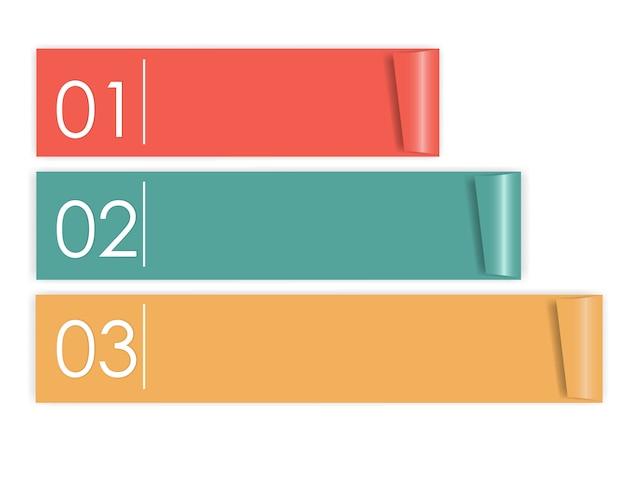 Infografika projektowania elementów ilustracji wektorowych