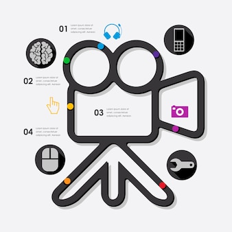 Infografika technologii