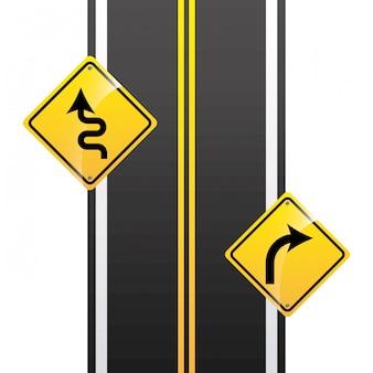 Infografiki drogowe
