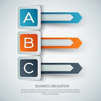 Infografiki rozwoju biznesu