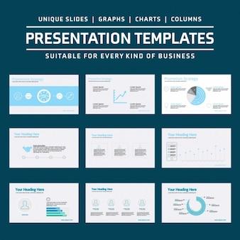 Infographic szablony projektowanie