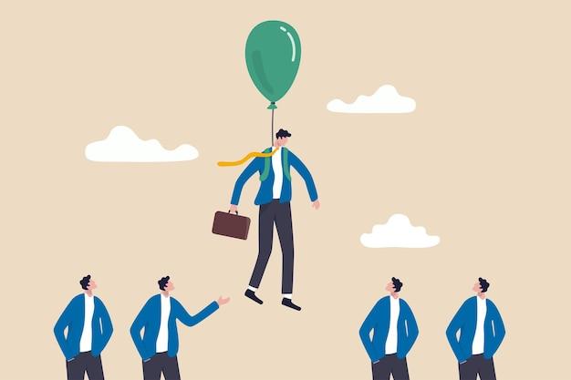 Innowacja lub wyróżnianie się umiejętnościami, które różnią się od innych.