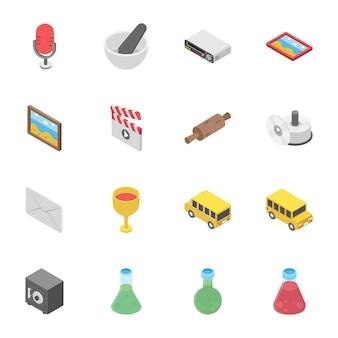 Innowacyjny zestaw obiektów
