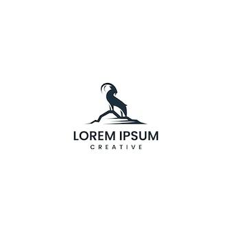 Inspiracja do projektowania logo koziego