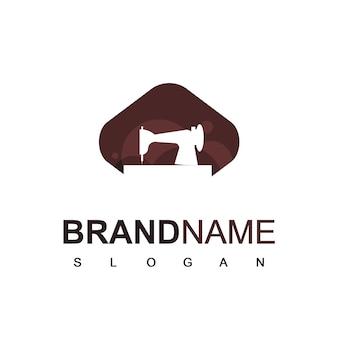 Inspiracja do projektowania logo tailor silhouette