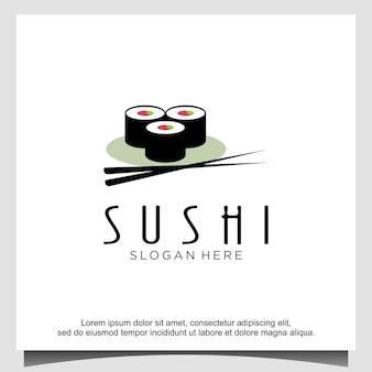 Inspiracja do projektowania orientalnych japońskich sushi