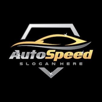 Inspiracja logo car detailing