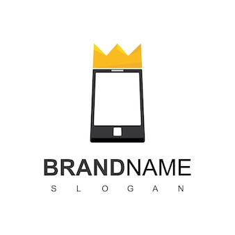 Inspiracje do projektowania logo king phone