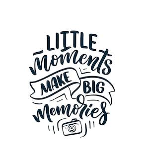 Inspirujący styl życia cytat o dobrych wspomnieniach