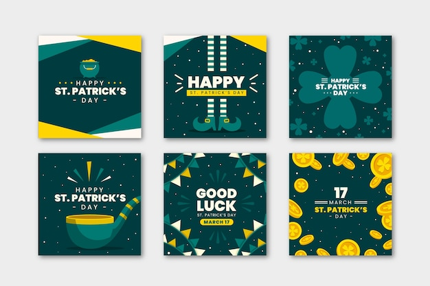 Instagram st patrick day collection collection