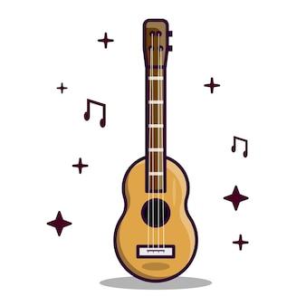 Instrument muzyczny gitara