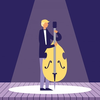 Instrumenty muzyczne ludzi