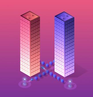 Inteligentne miasto ultrafioletu