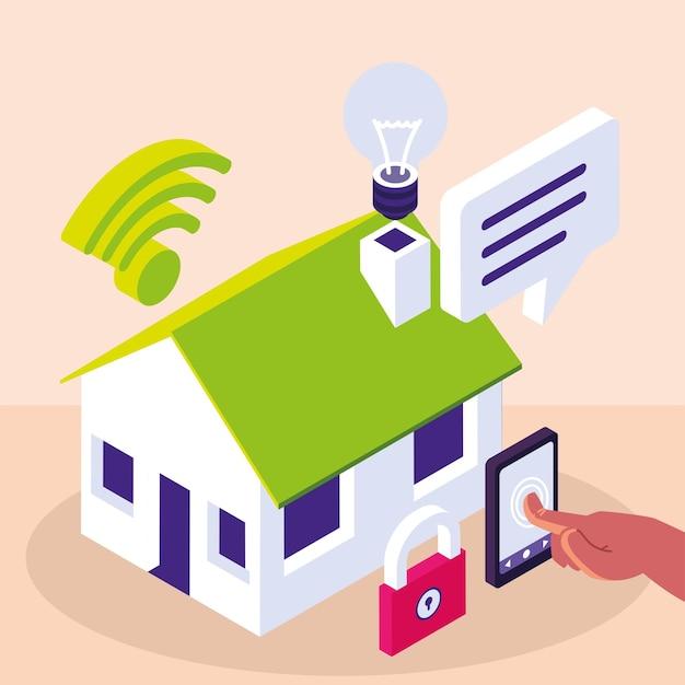 Inteligentne sterowanie domem przez internet
