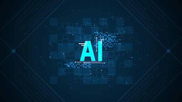 Inteligentny system operacyjny ai, który jest integralną częścią różnych systemów i pomaga skrócić czas pracy.