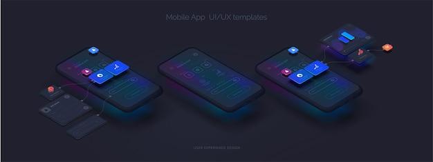 Interaktywny interfejs użytkownika doświadczenie użytkownika