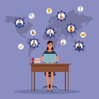 Interesu coworking na całym świecie