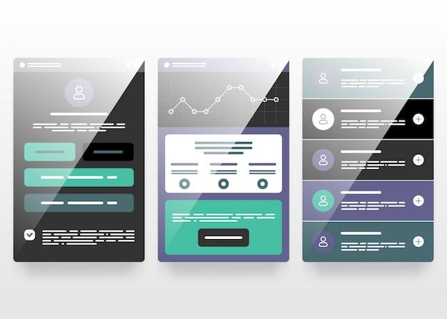 Interfejs interfejsu użytkownika