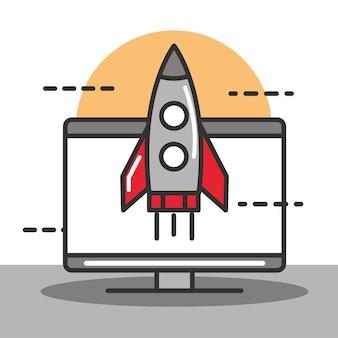 Internetowy startup edukacyjny