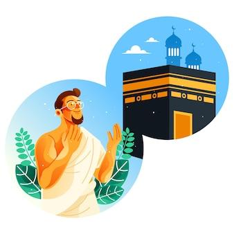 Islamska pielgrzymka hadżdż