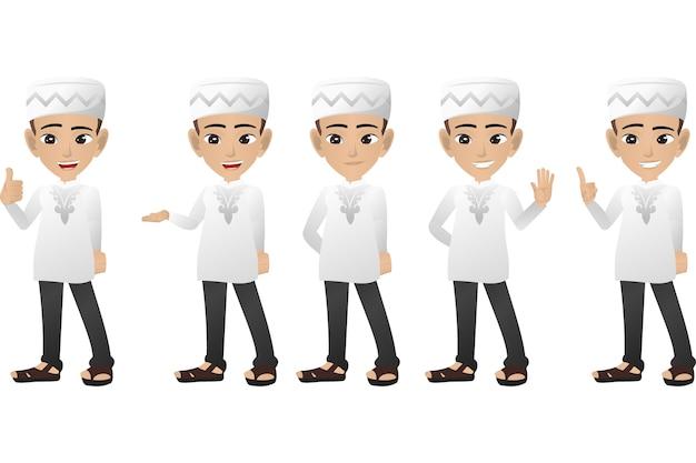 Islamski mężczyzna