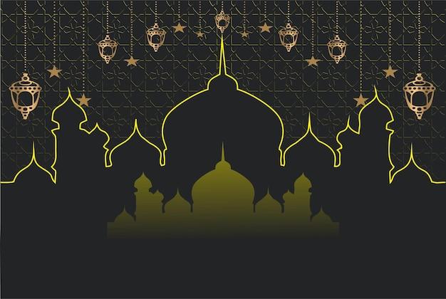 Islamskie pochodzenie religijne meczetu