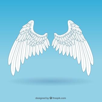 Izolowane skrzydła