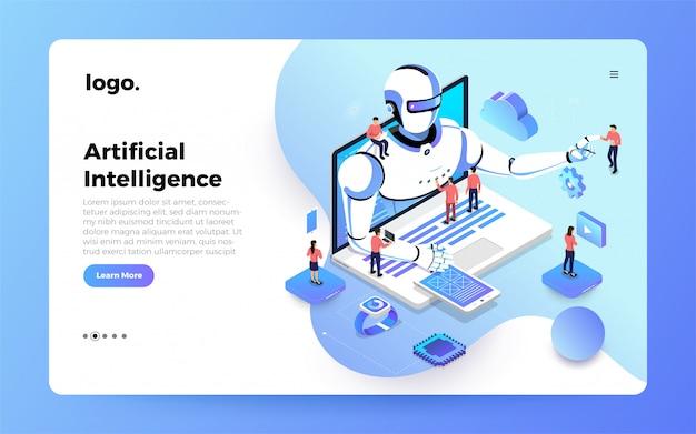 Izometryczna sztuczna inteligencja
