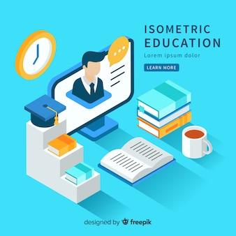 Izometryczne wykształcenie