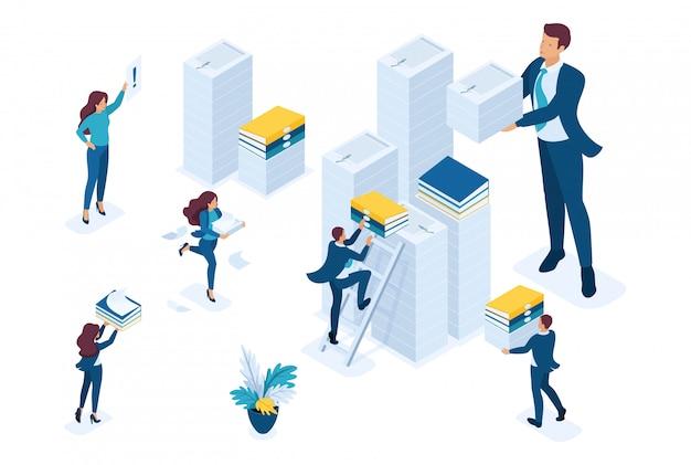 Izometryczne zbieranie danych do raportowania, firmy audytorskiej w okresie podatkowym.
