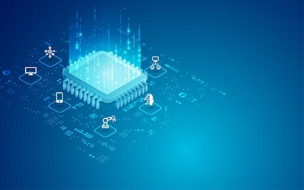 Izometryczny cyfrowy procesor