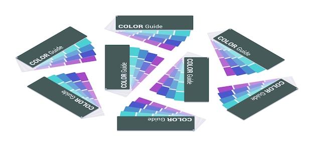 Izometryczny przewodnik po kolorach