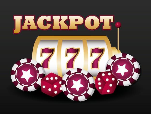 Jackpot i kasyno