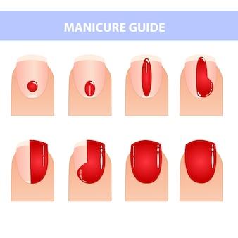 Jak idealnie malować paznokcie. przewodnik po manicure.