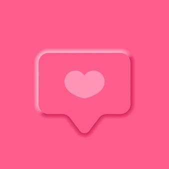 Jak ikona. koncepcja mediów społecznościowych. blogowanie.