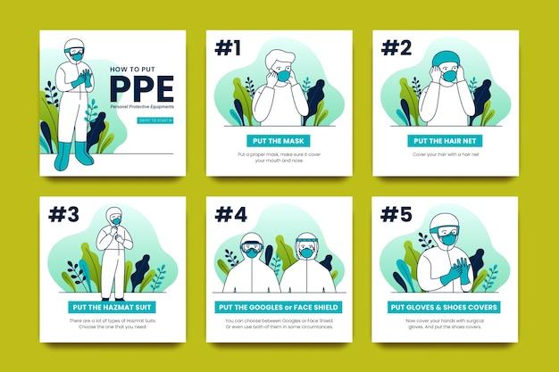 Jak korzystać z paczek instagramowych produktów sanitarnych